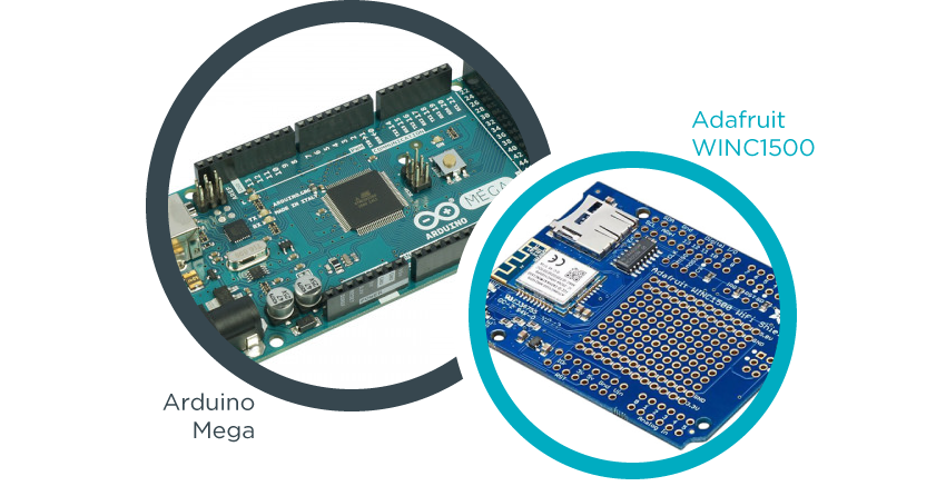 Atmosphere IoT Studio now supports the Adafruit WINC1500 Wi-Fi Shield