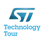 ST technology tour logo