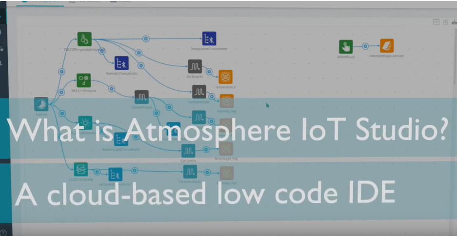 Atmosphere IoT Studio Overview